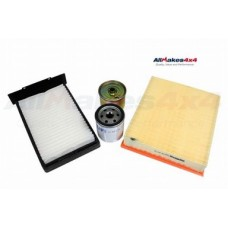 **PR2** FILTER KIT FOR 1.8L PETROL FREEL